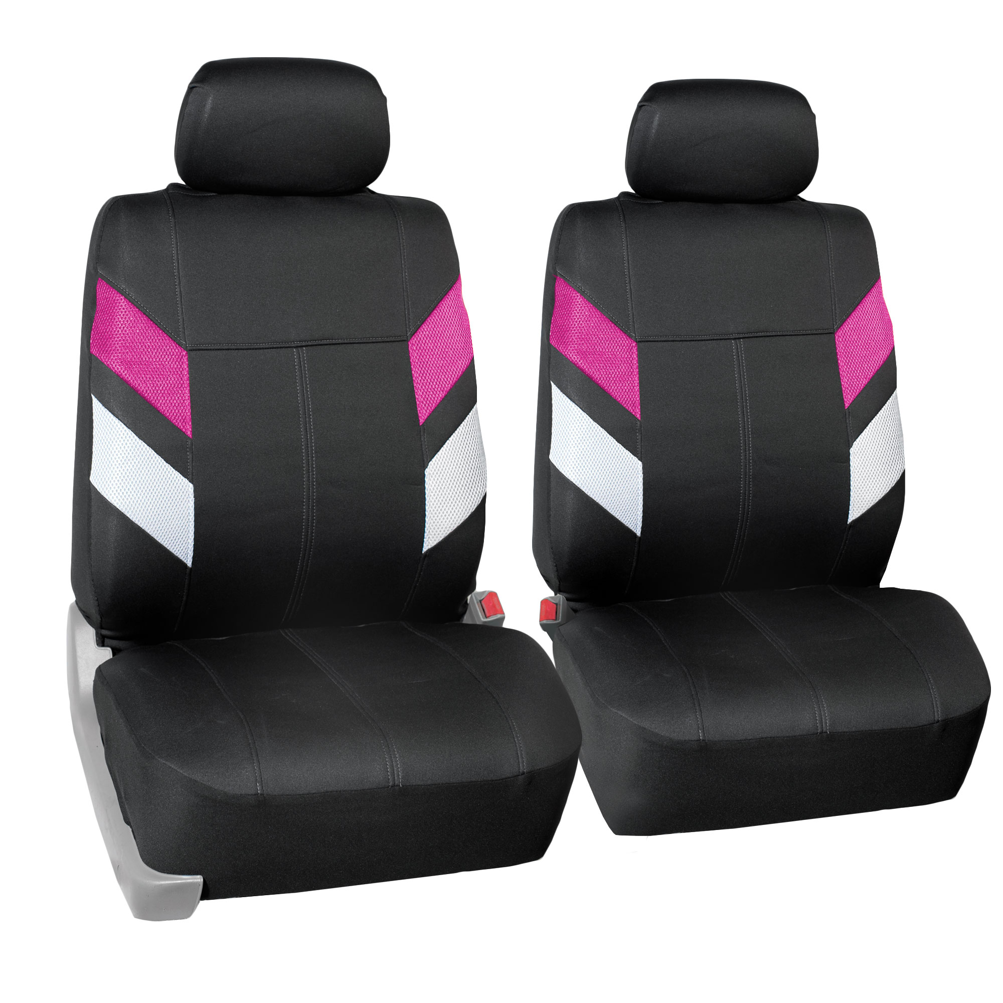 neoprene car seat covers for auto car suv van front bucket 12 colors. Black Bedroom Furniture Sets. Home Design Ideas