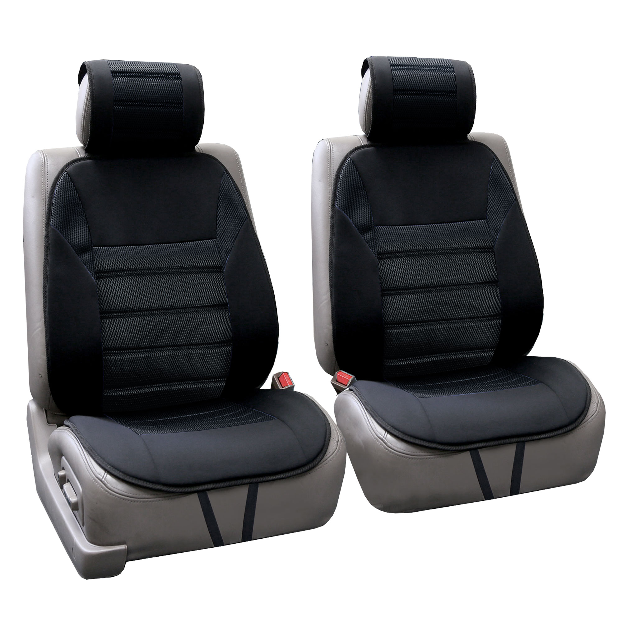fh fb201112 high quality polyester car seat cushion pads complete set ebay. Black Bedroom Furniture Sets. Home Design Ideas