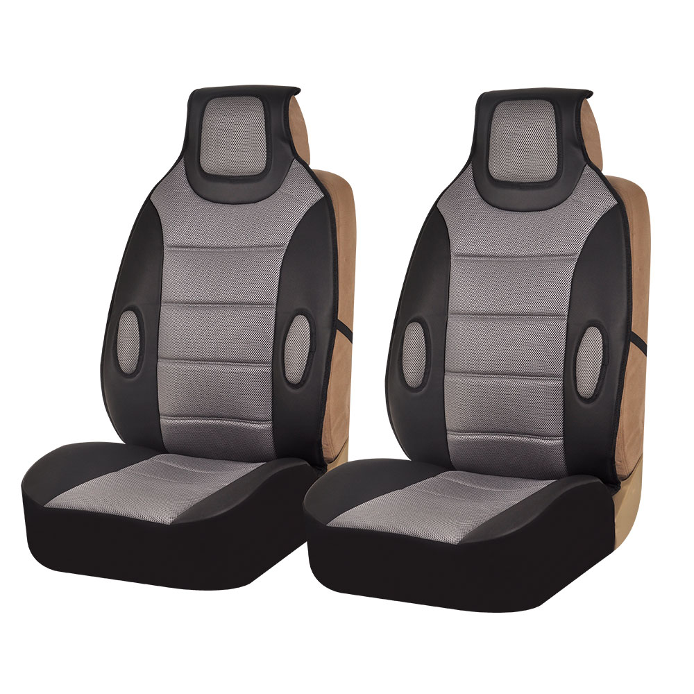 Seat Cushion Pad For Auto Car SUV VAN Truck Front Seat