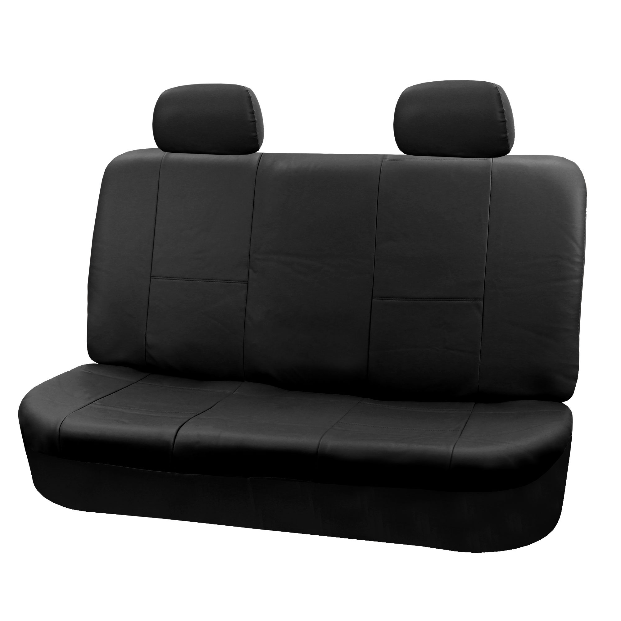 Bench Seat Covers For Trucks ~ Pu leather rear bench seat covers top quality for car