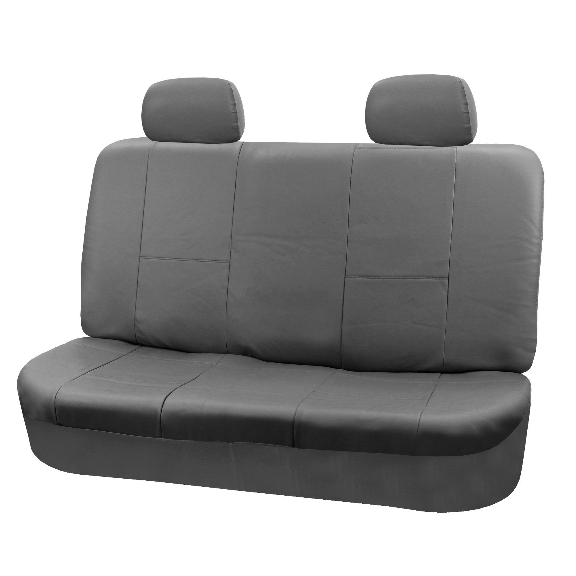 Rear Bench Seat ~ Pu leather rear bench seat covers top quality for car