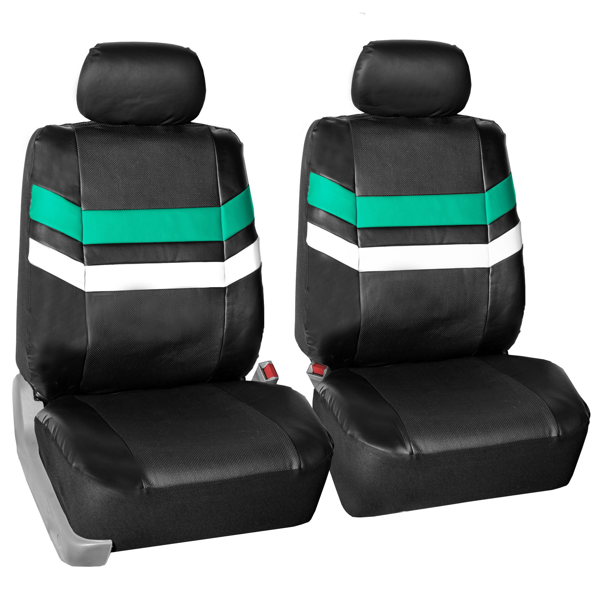 Auto Seat Covers PU Leather For Car Van SUV Truck Top