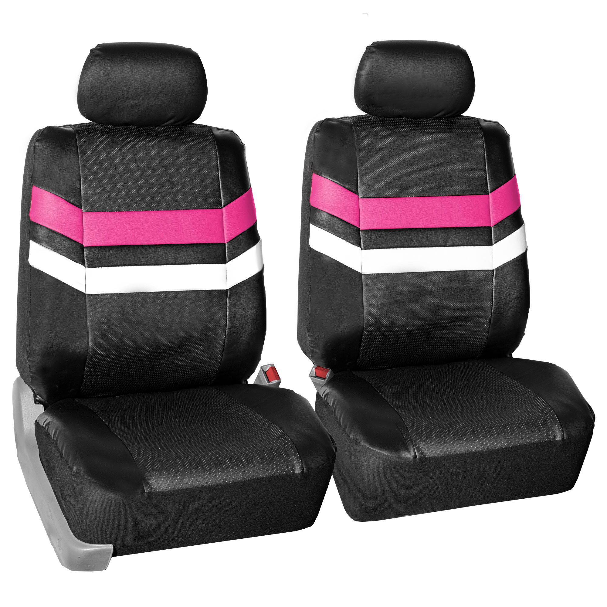 Auto Seat Covers PU Leather For Car Van SUV Truck Front