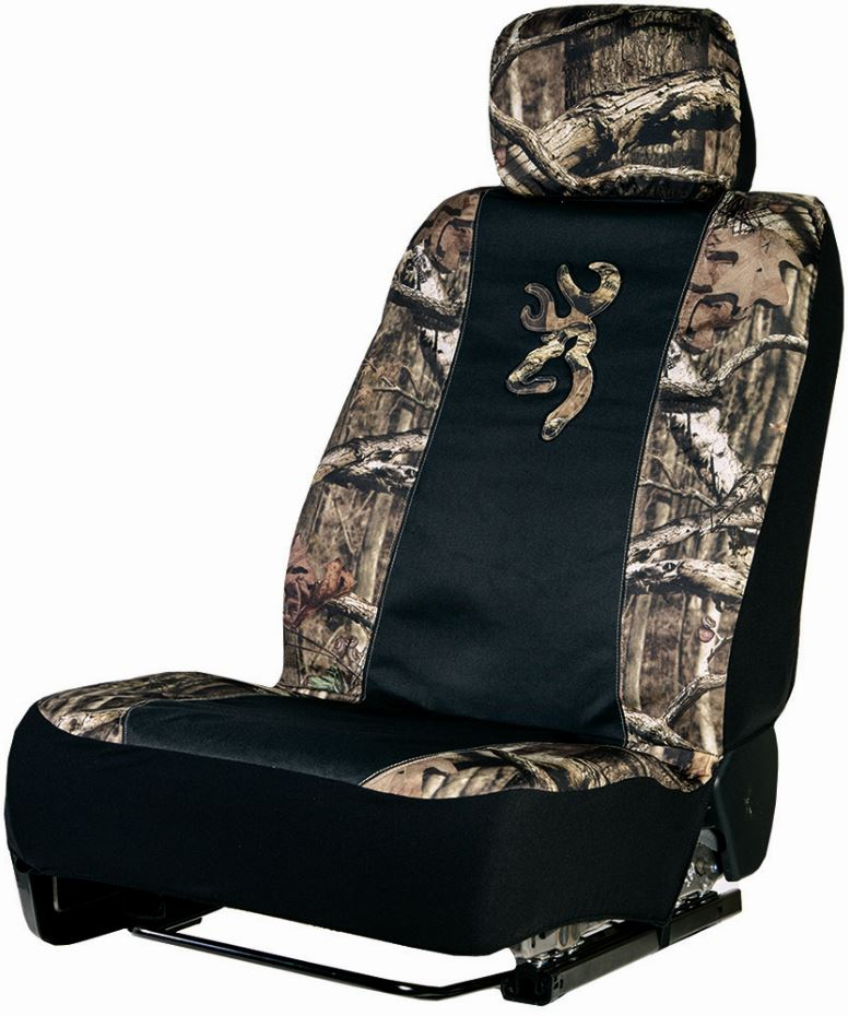 Infinity Browning Neoprene Seat Cover For Cars Trucks And