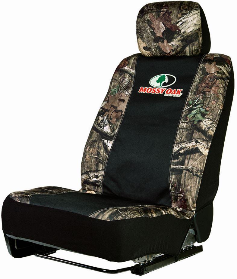 MOSSY OAK INFINITY Universal Camo Seat Cover