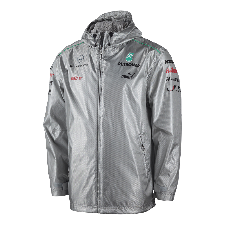 Puma mercedes amg petronas f1 men 39 s team jacket ebay for Mercedes benz amg clothing