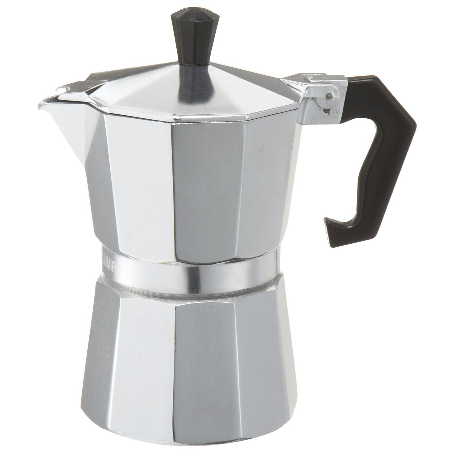 Epoca Primula Stove-Top 3 Cup Espresso Maker Aluminum PES-3303 at Sears.com
