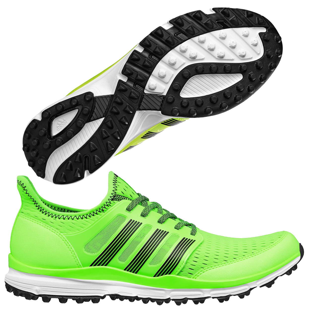 adidas climacool lightweight mesh spikeless golf shoes