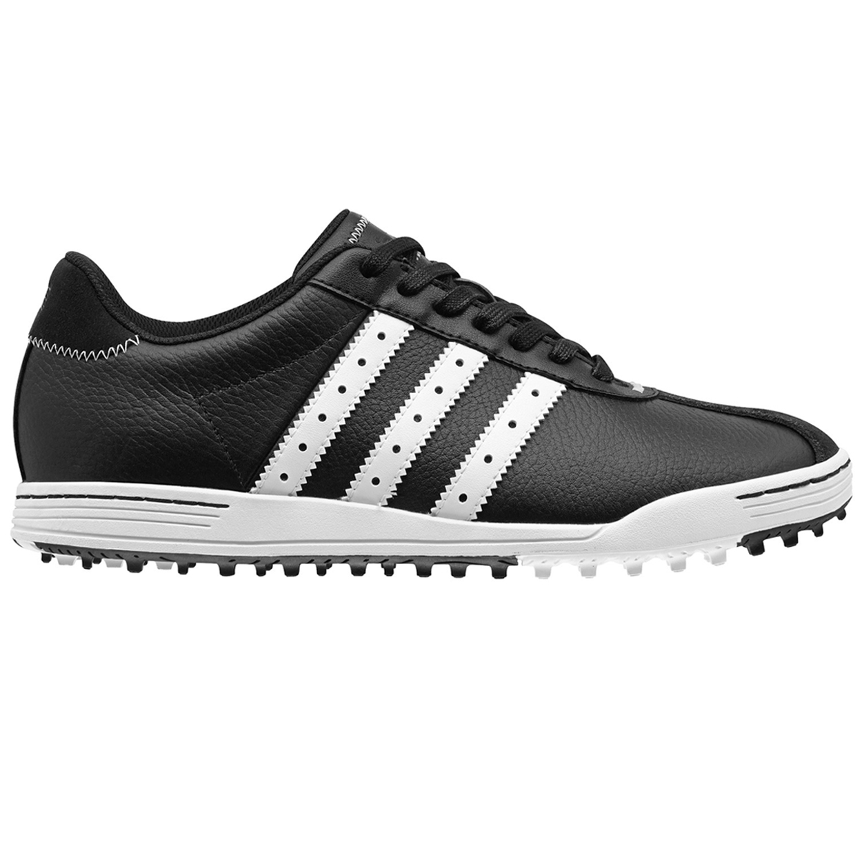 adidas mens adicross classic spikeless leather golf shoe