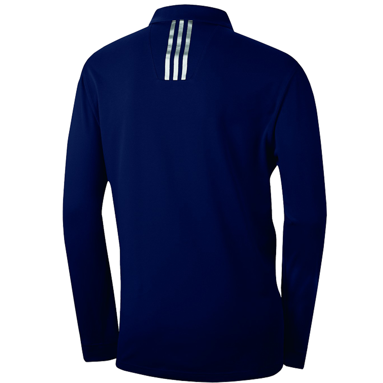 Adidas Golf Men 39 S Climalite Long Sleeve Pique Polo Shirt
