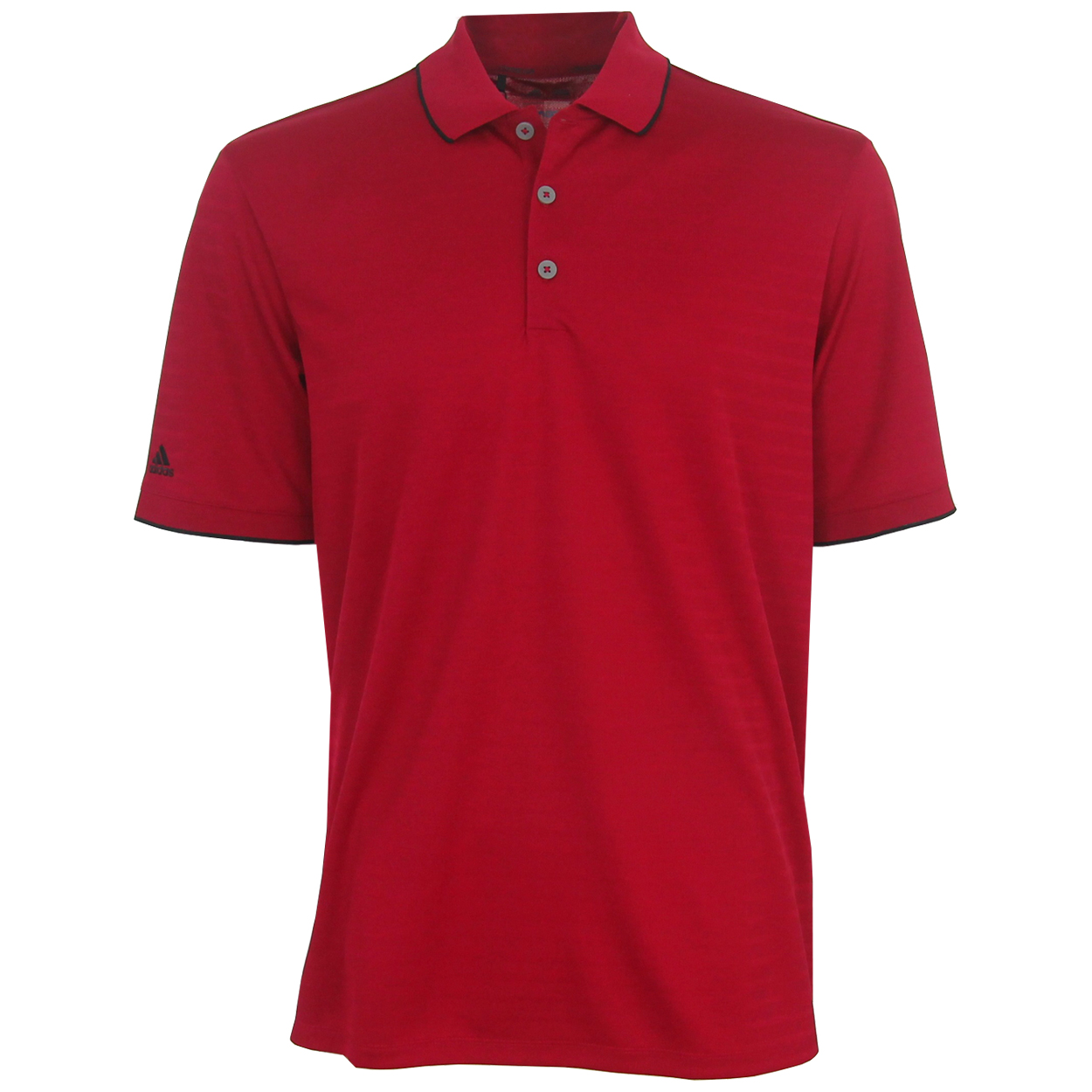 Adidas golf men 39 s climacool tipped club polo shirt brand new for All polo shirt brands