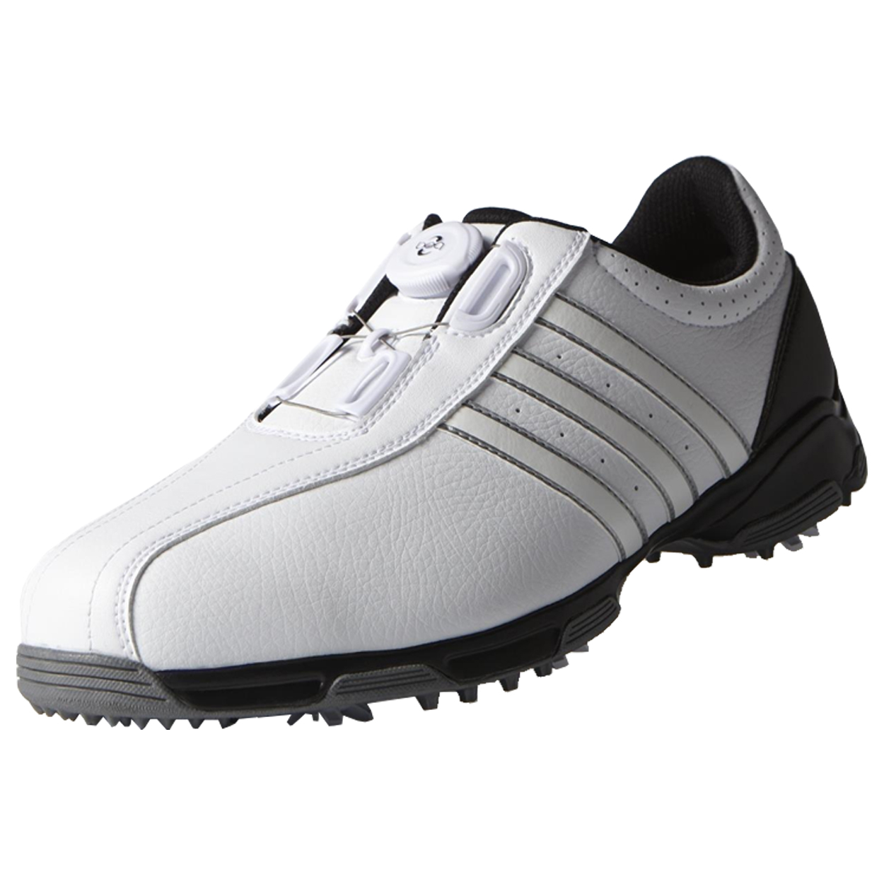 Adidas Mens  Traxion Boa Golf Shoes
