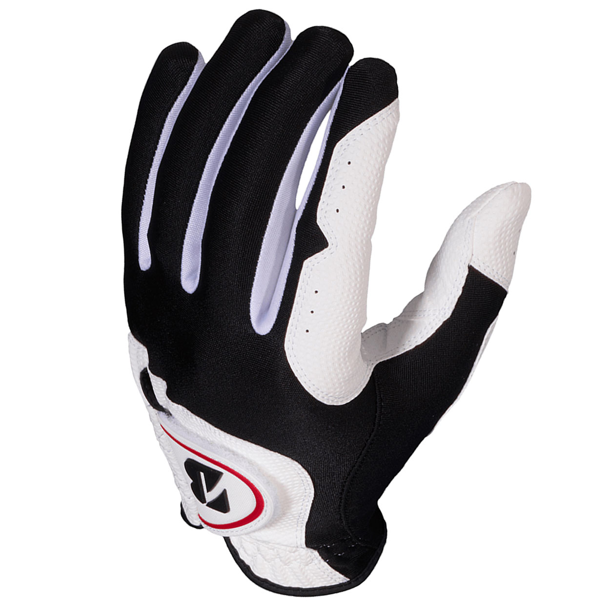 Bridgestone White Ez Fit Golf Gloves (3-Pack)