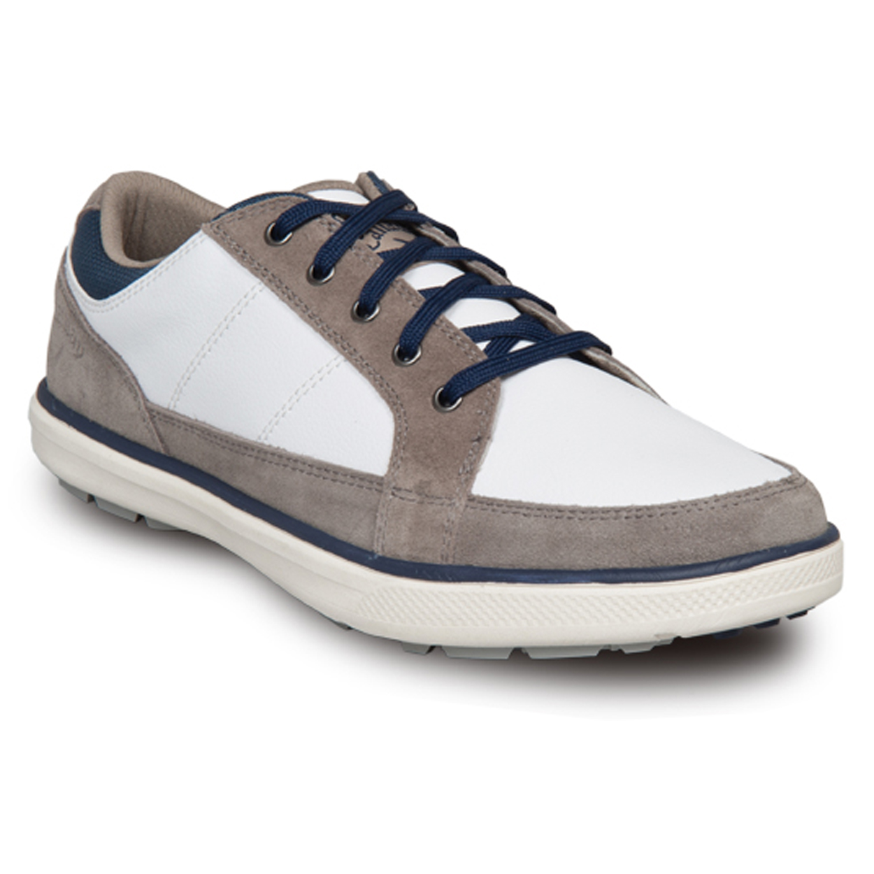 callaway mar sport s leather spikeless golf shoe