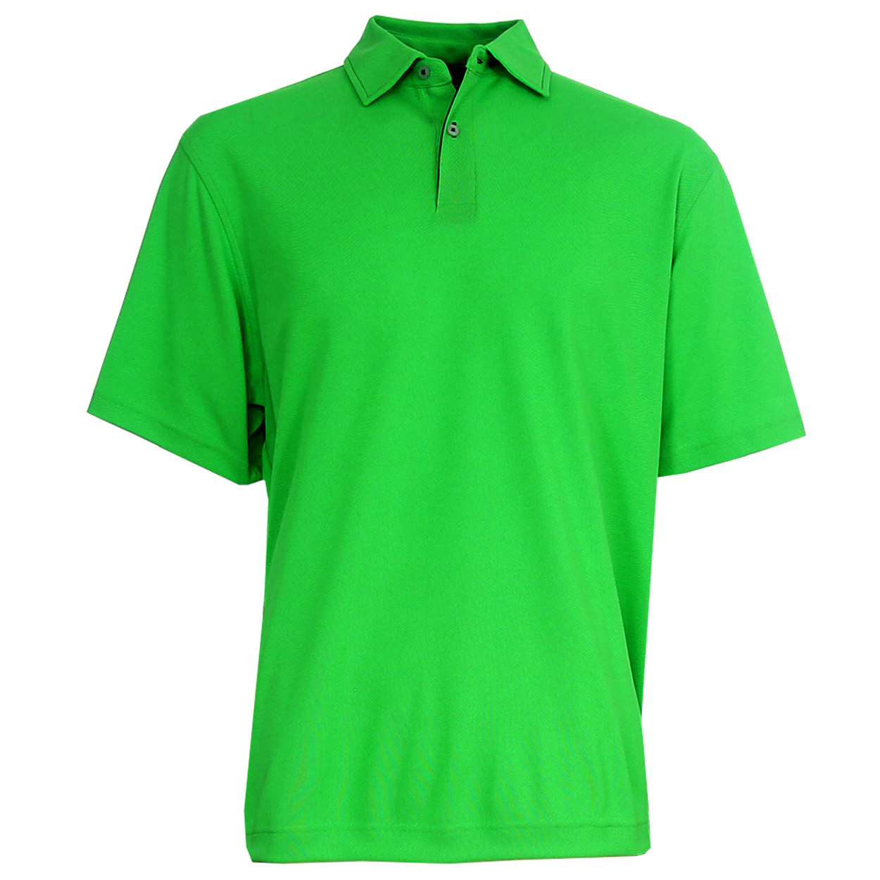 Carnoustie performance solid pique polo golf shirt brand for Polo golf performance shirt