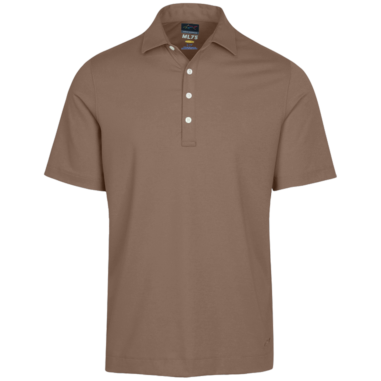 greg norman men 39 s tech performance heathered polo golf
