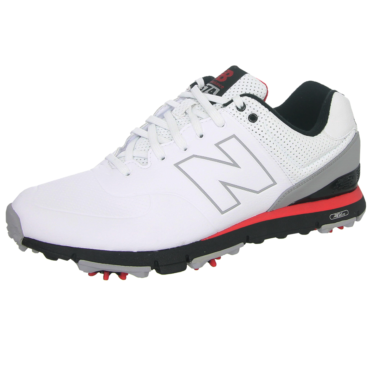 New Balance NBG574 Men 039 s Microfiber Leather