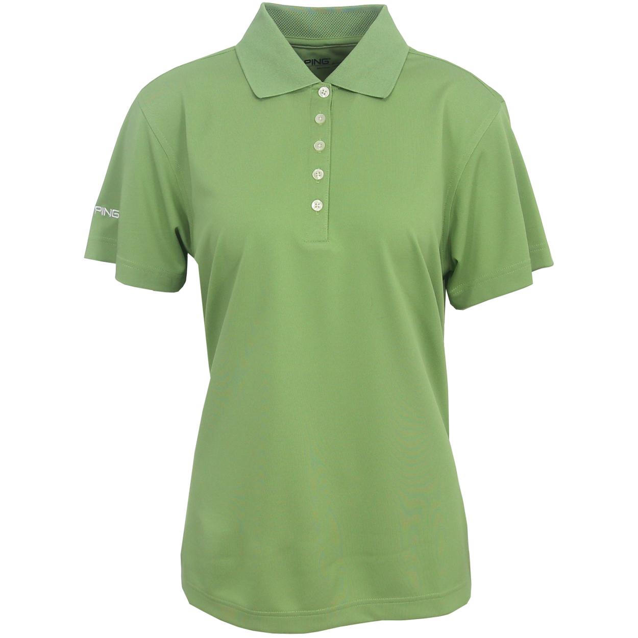 Ping women 39 s albatross performance polo golf shirt brand new for All polo shirt brands