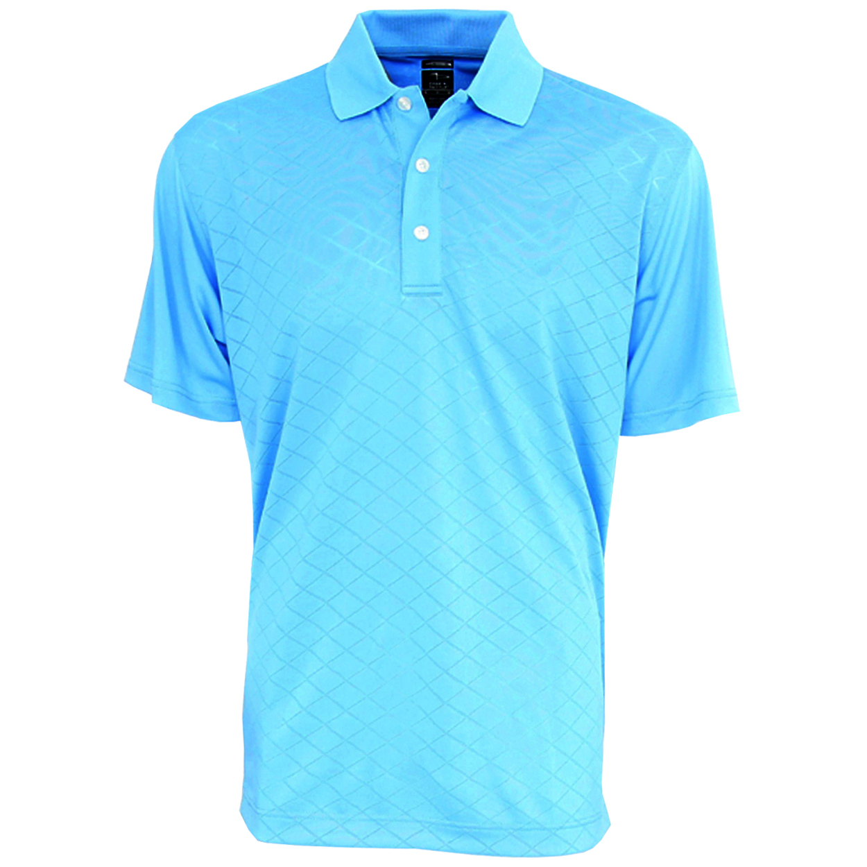 Page Tuttle Cool Swing Men 39 S Crosshatch Polo Golf Shirt