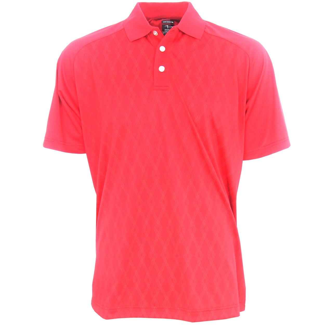 page tuttle cool swing diamond pattern men 39 s polo golf