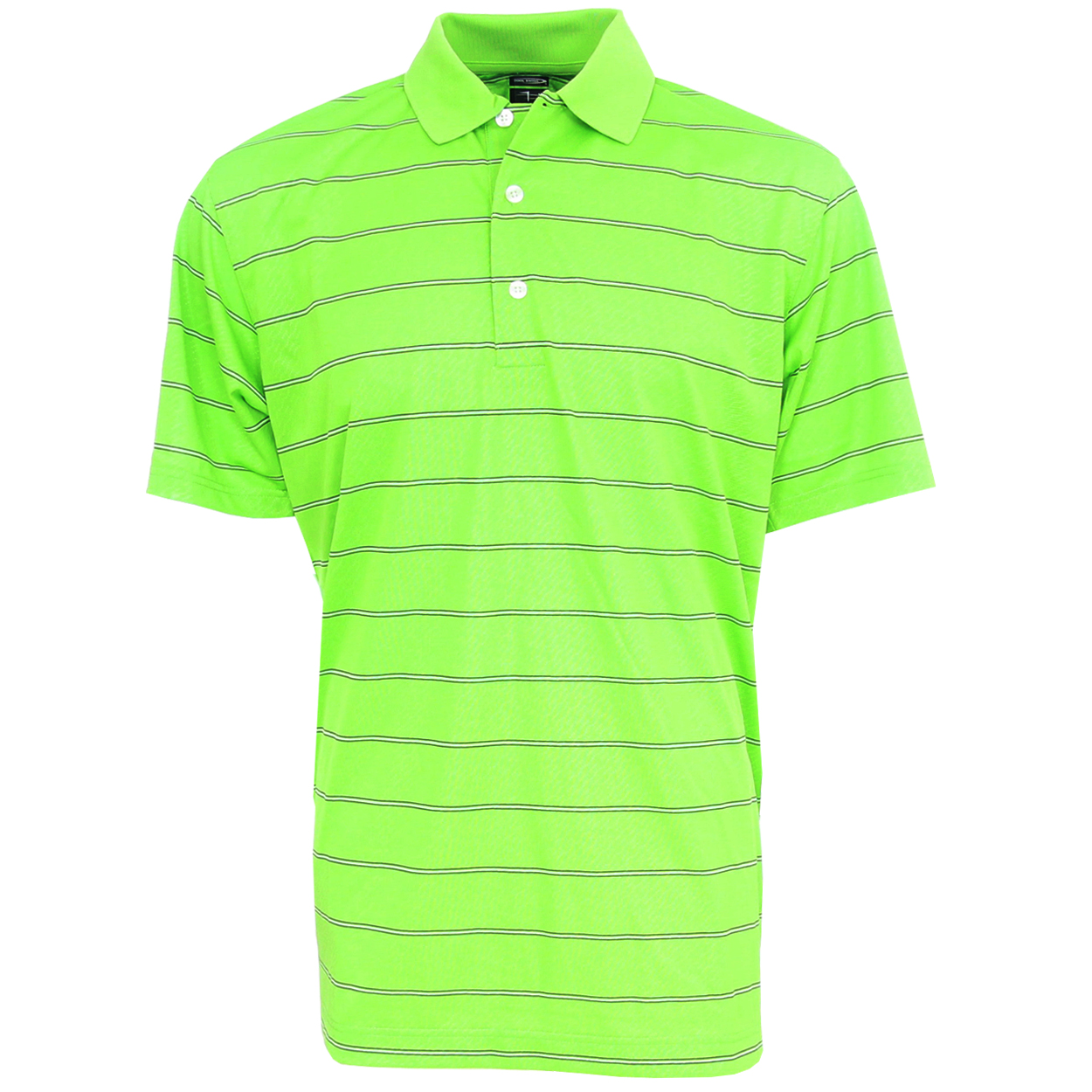 Page Tuttle Cool Swing Men 39 S Striped Polo Golf Shirt Brand