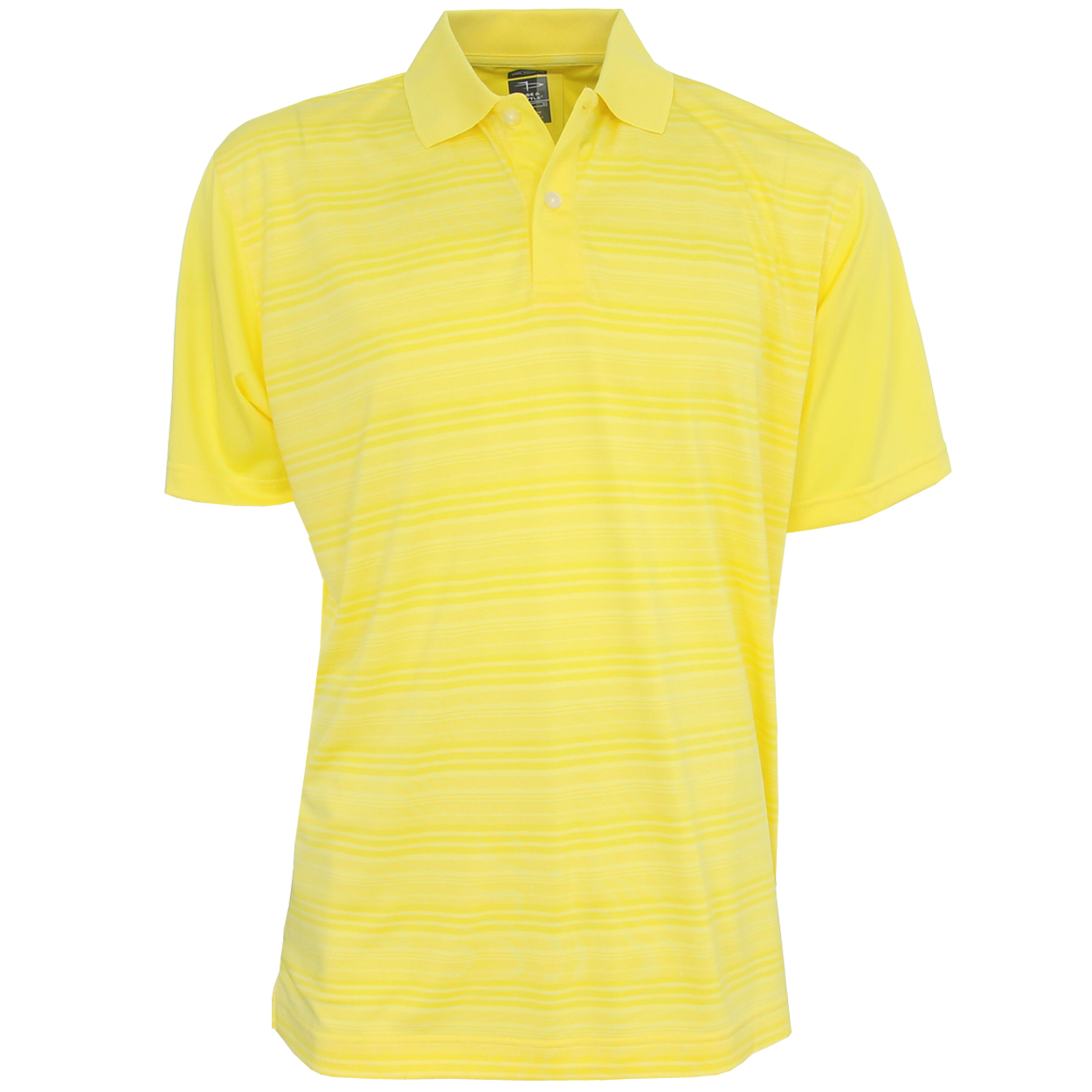 Page Tuttle Cool Swing Men 39 S Shadow Stripe Polo Golf Shirt