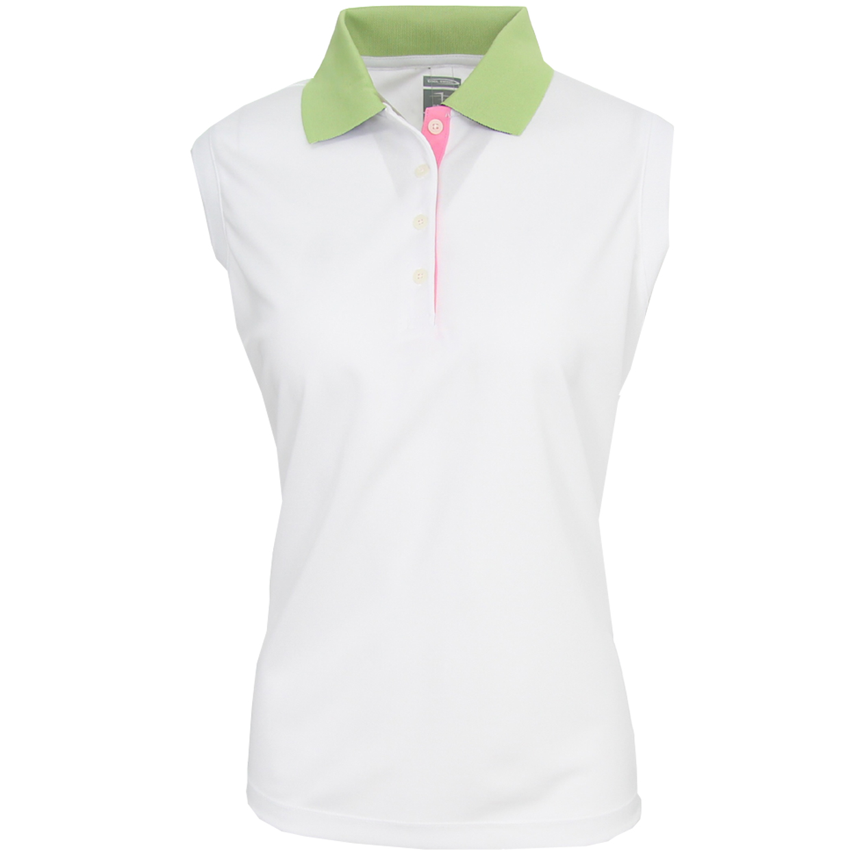 Page Tuttle Women 39 S Sleeveless Cool Swing Golf Shirt Brand