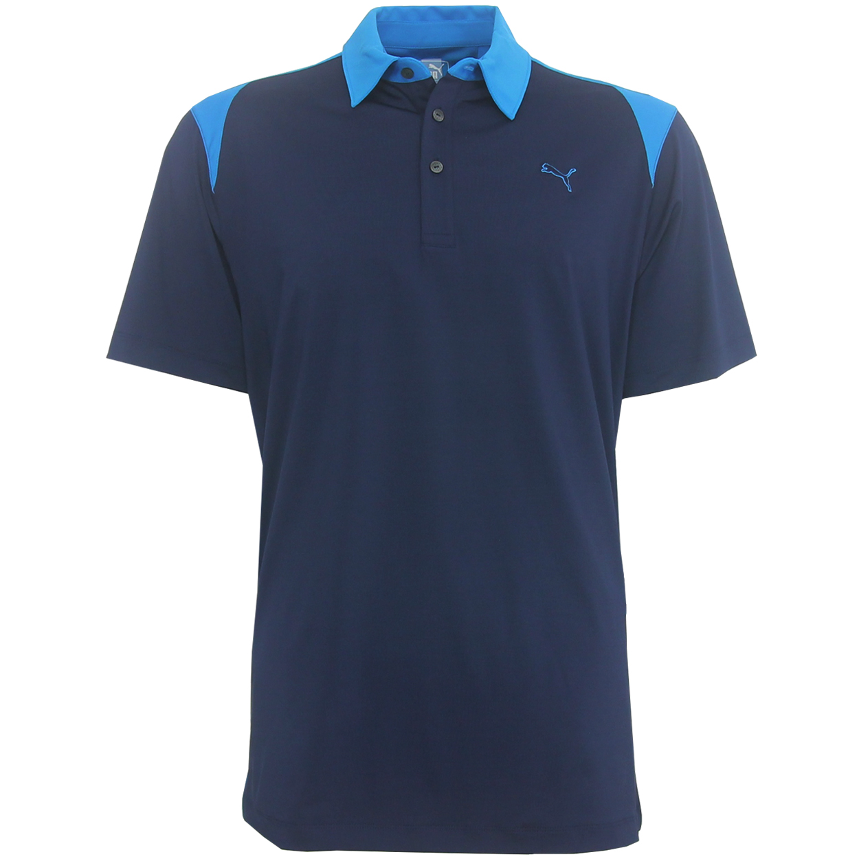 PUMA Golf Blocked Polo...