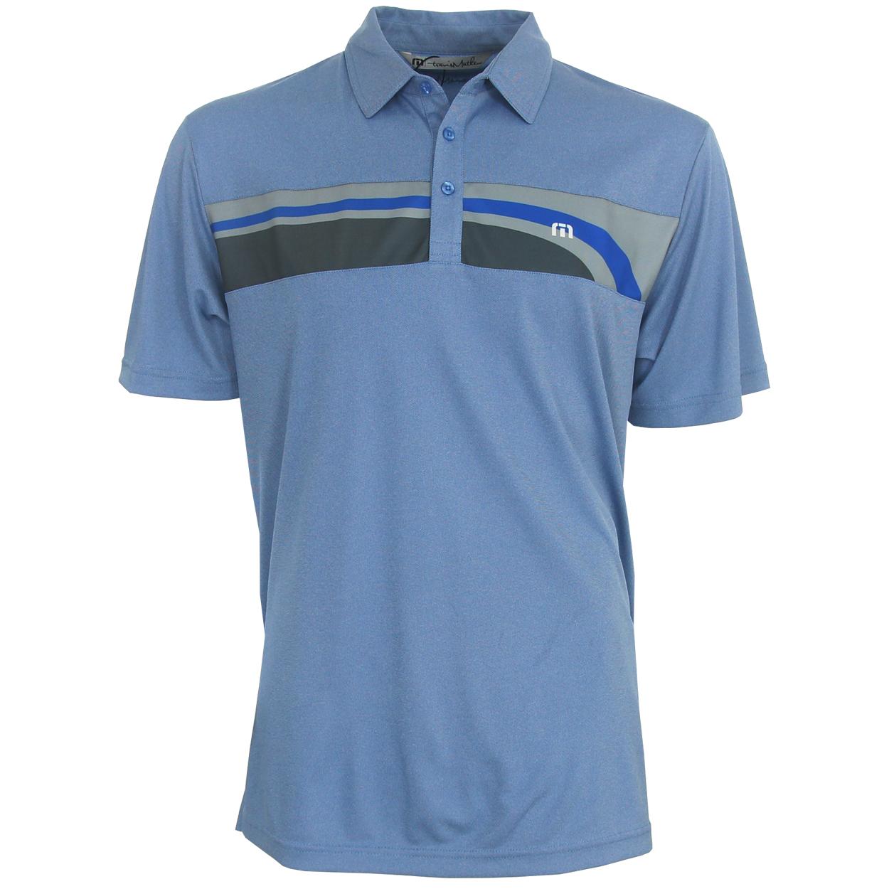 Travis mathew short par 4 polo golf shirt brand new ebay for Polo brand polo shirts