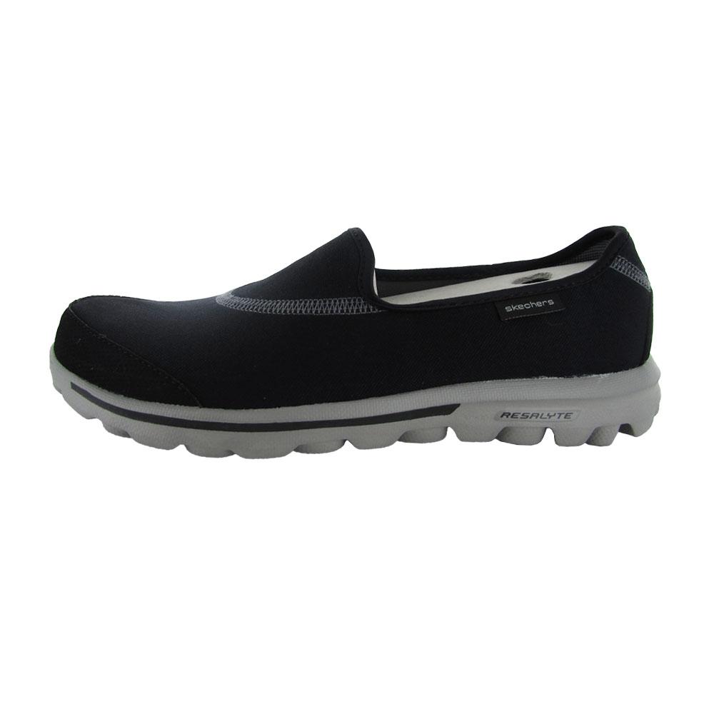 skechers womens go walk 13510 slip on walking loafer shoe