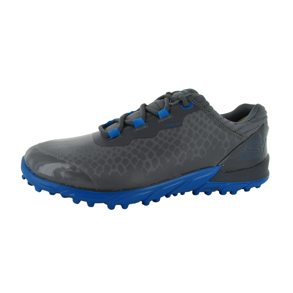 skechers mens 53522 gobionic golf waterproof golf shoe