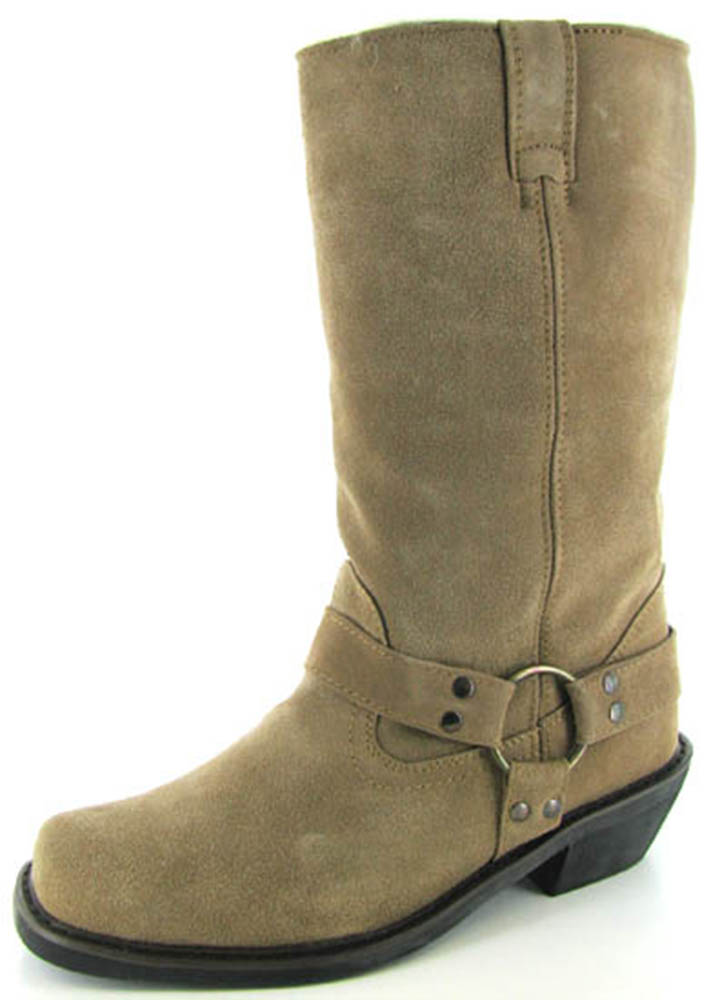 Bearpaw Women's 'Harness' Suede Western Boot at Sears.com