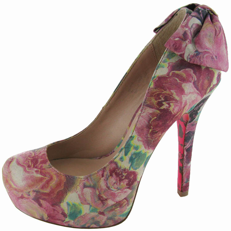 Betsey Johnson Women's 'Nevaeh' Bow Pump at Sears.com