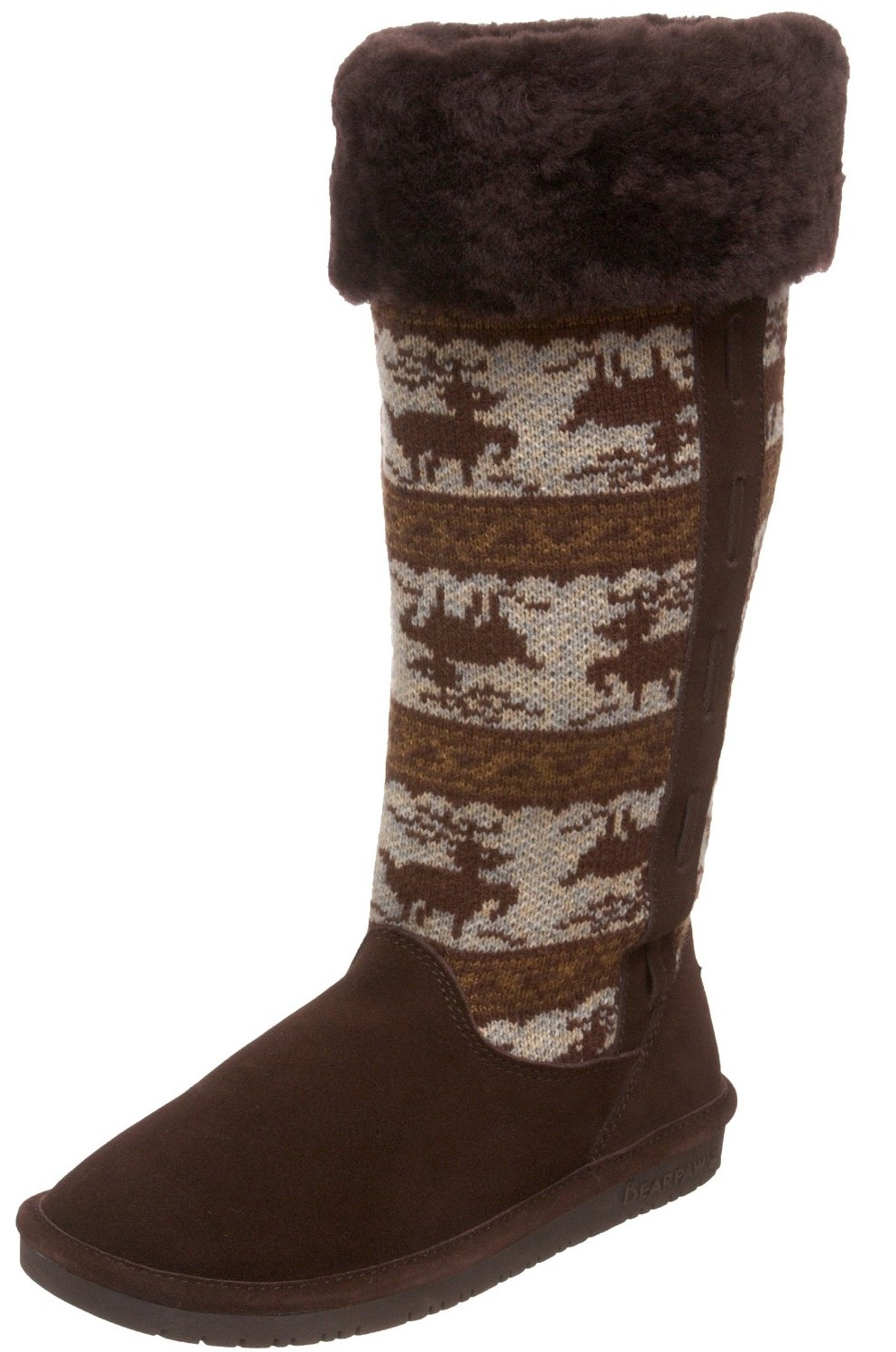 bearpaw s blitzen knee high knit boots ebay