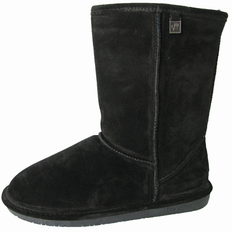 Bearpaw 'Bianca Short II' 8-Inch Suede Sheepskin Boot Shoe at Sears.com