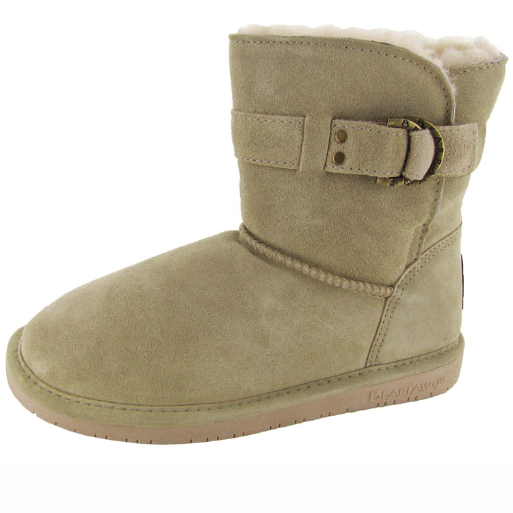 Bearpaw Women's 'Tessa' Low Buckled Winter Boot at Sears.com
