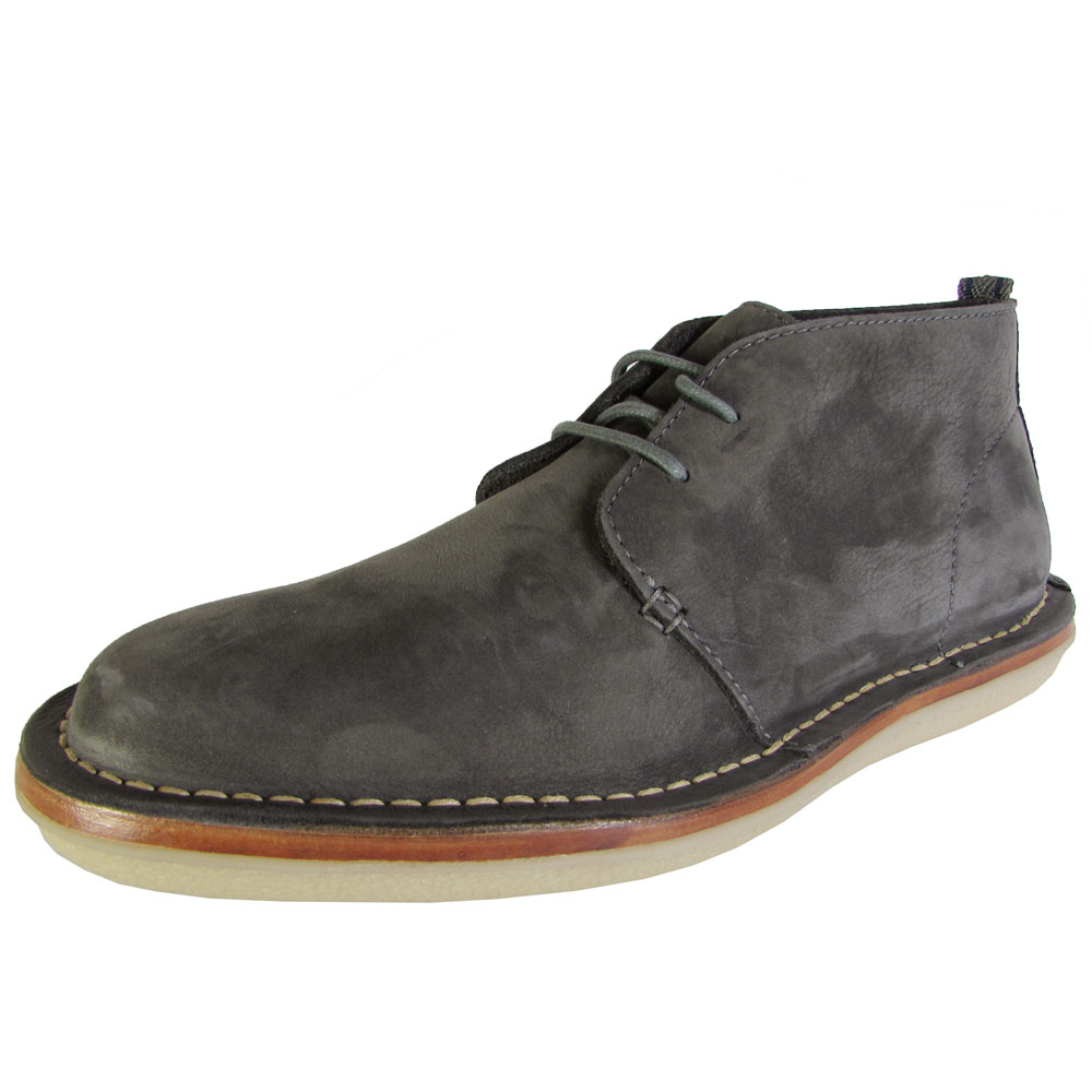 Cole Haan & Todd Snyder Mens Lewis Chukka Suede Boot Shoes | eBay