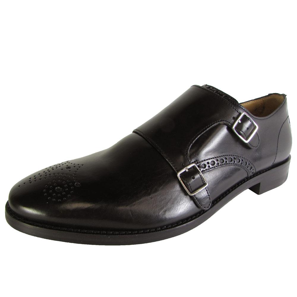cole haan mens cambridge monk oxford dress shoes ebay