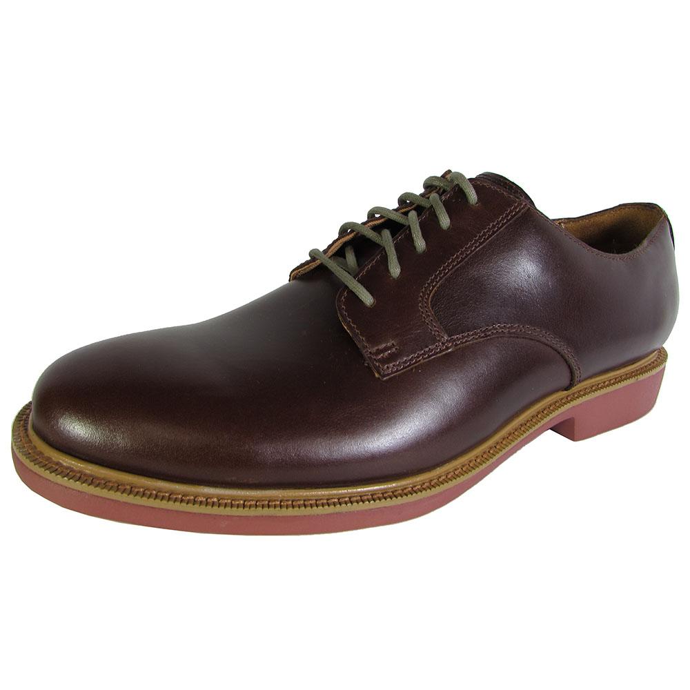 cole haan mens great jones plain lace up oxford shoes ebay