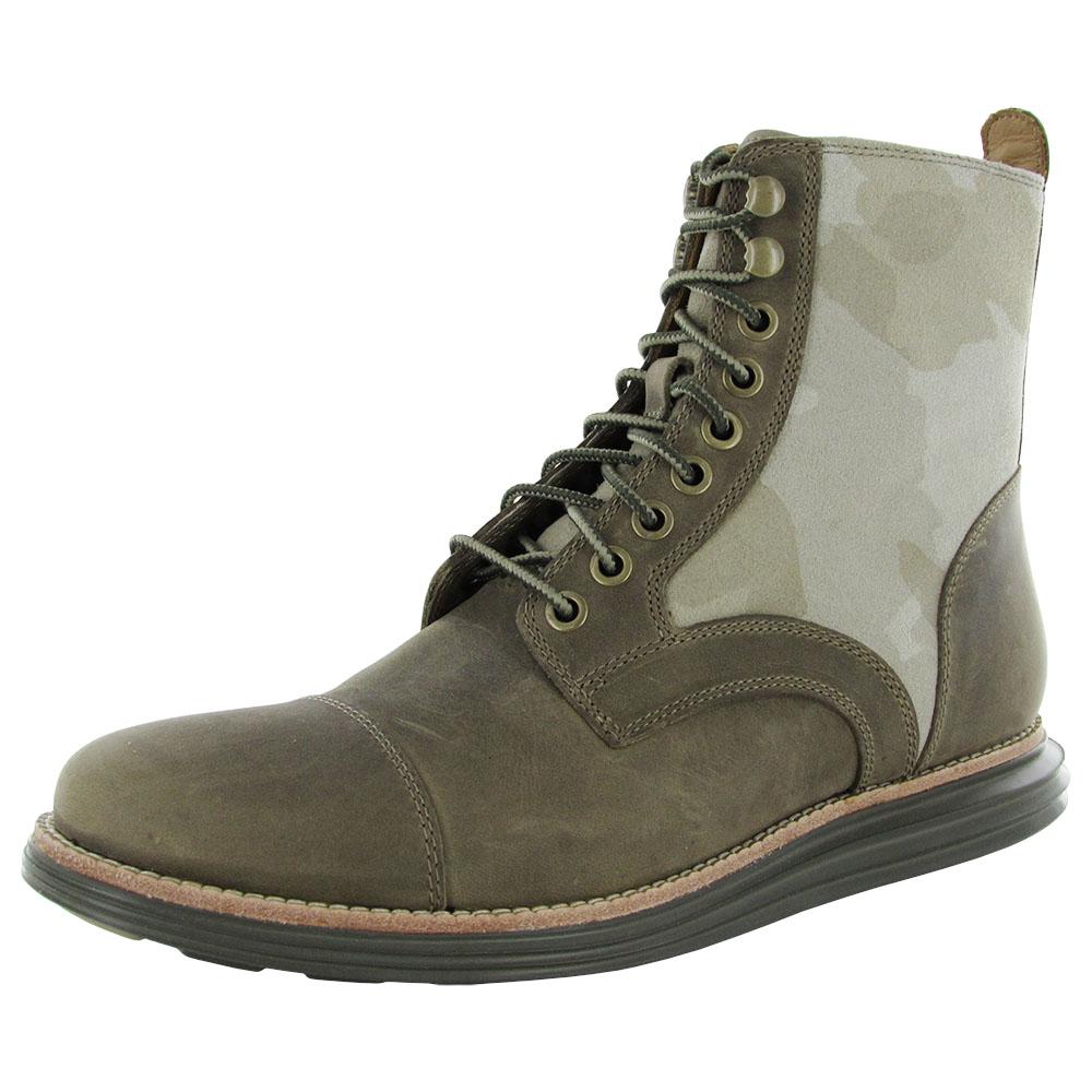 cole haan mens lunargrand lace snow boot shoe ebay