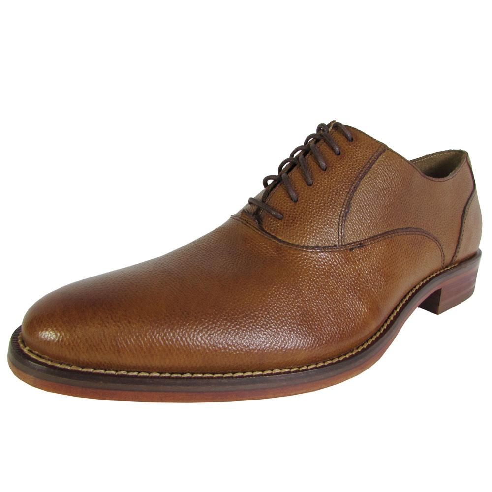 cole haan plain oxford ii grain leather shoe