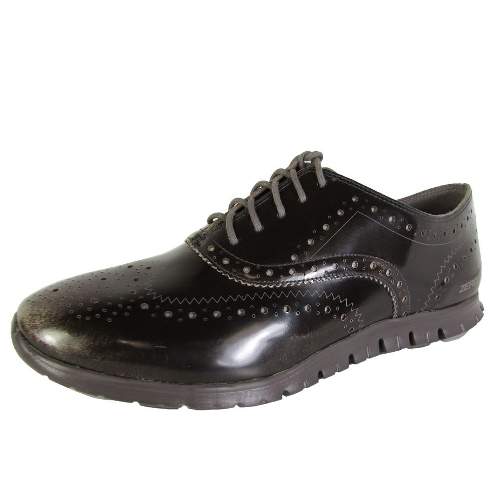 cole haan zerogrand wingtip oxford casual shoe ebay