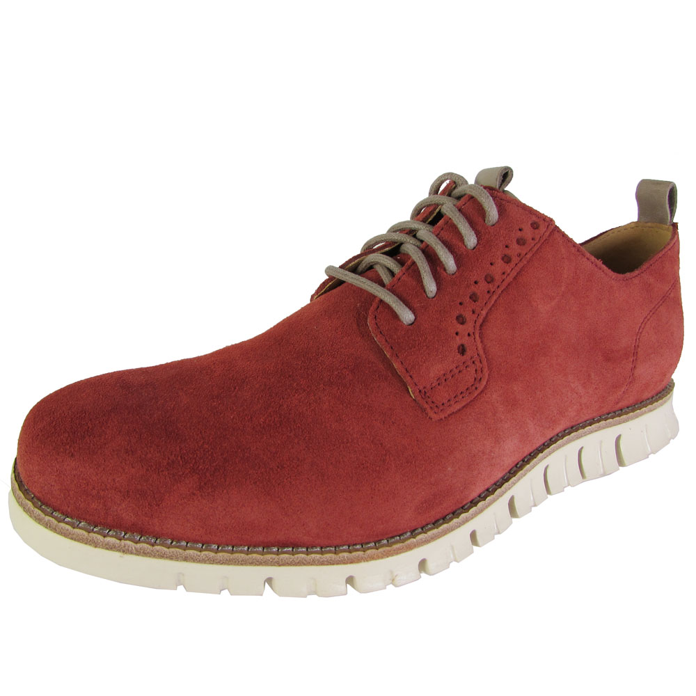 cole haan mens zerogrand plain oxford lace up sneaker