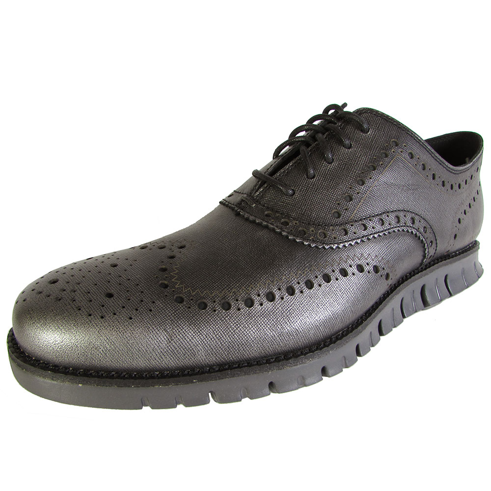 cole haan mens zerogrand wing oxford sneaker shoes ebay