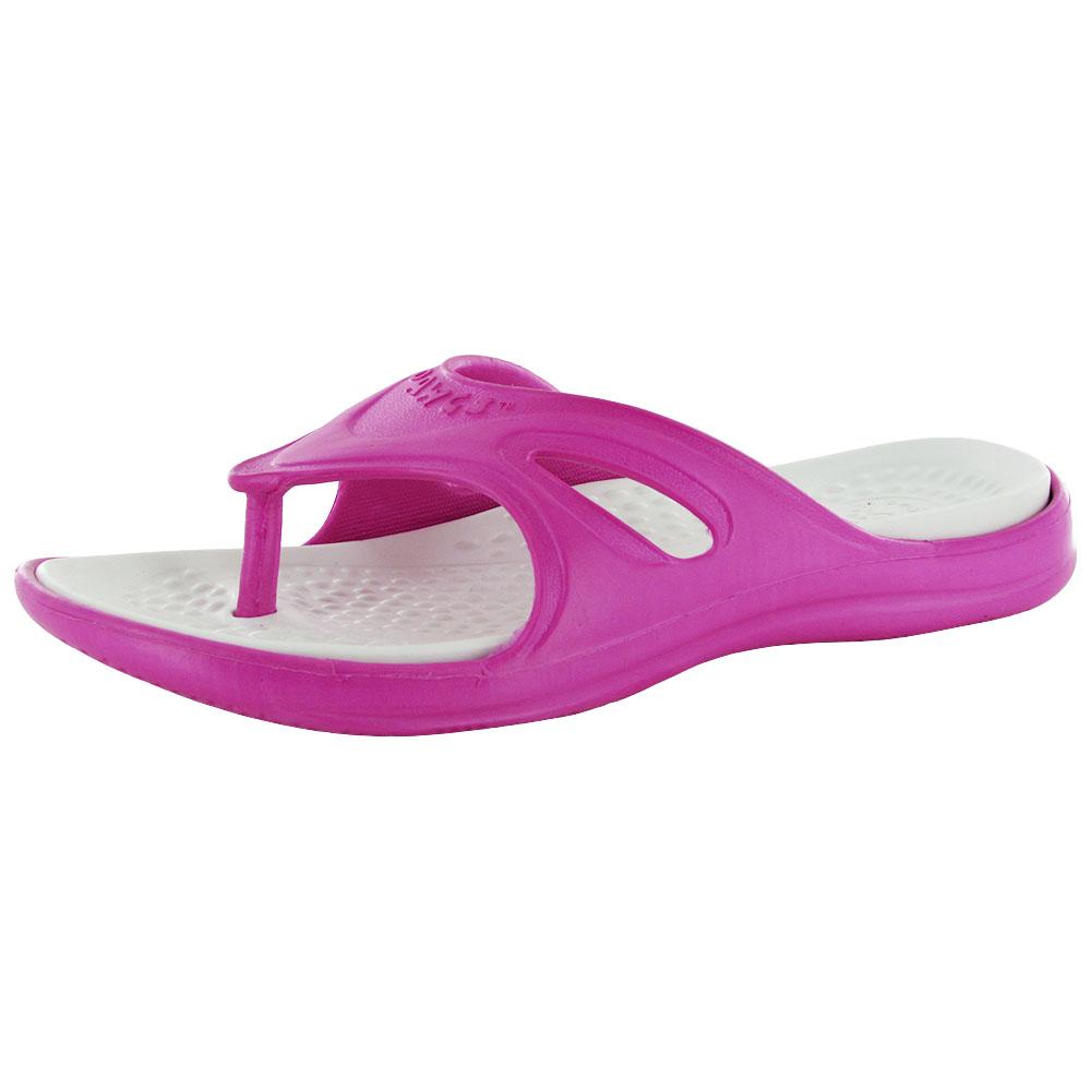 Dawgs-Womens-034-Original-Flip-Flops-034-Sandals-Shoes-DAWDFF