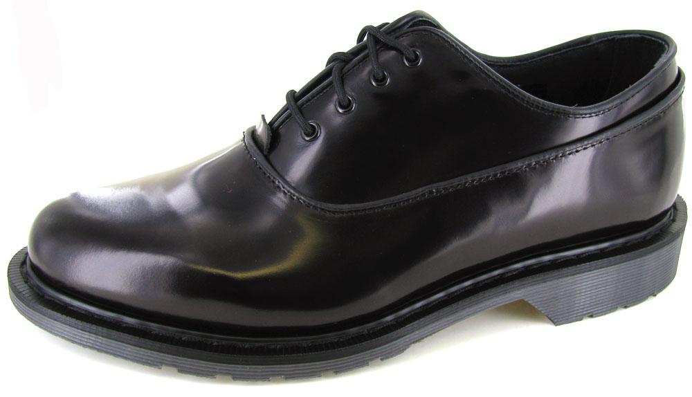 dr martens mens vidal leather dress oxfords shoes ebay