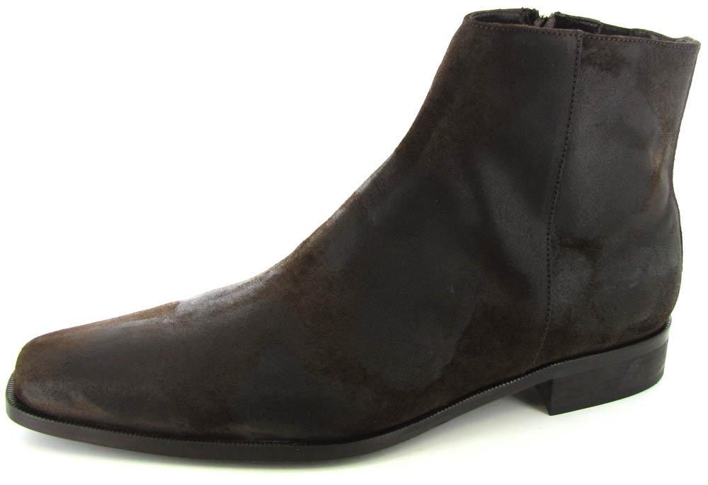 donald j pliner mens ring leather ankle boots ebay