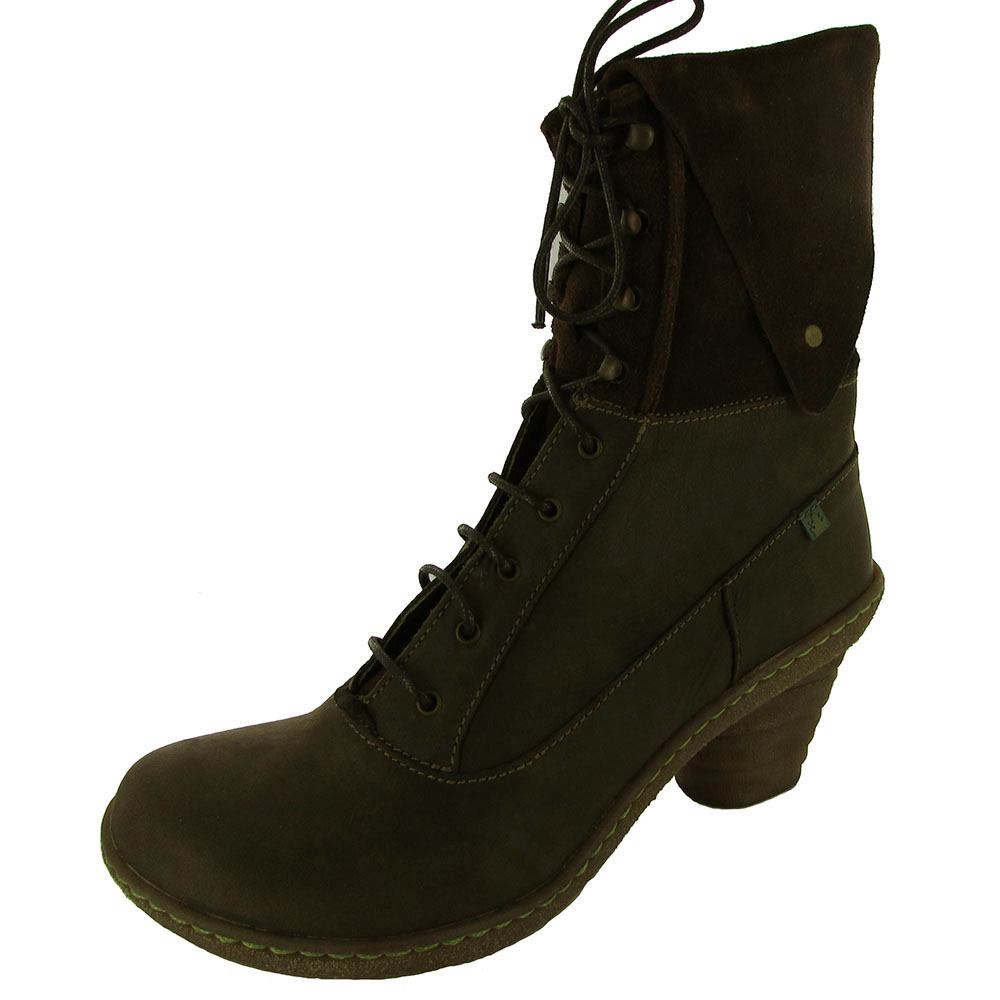 el naturalista womens n765 dome lace up boot shoes ebay