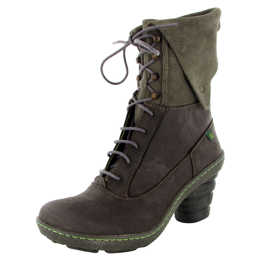 el naturalista womens n765 dome lace up boot shoes