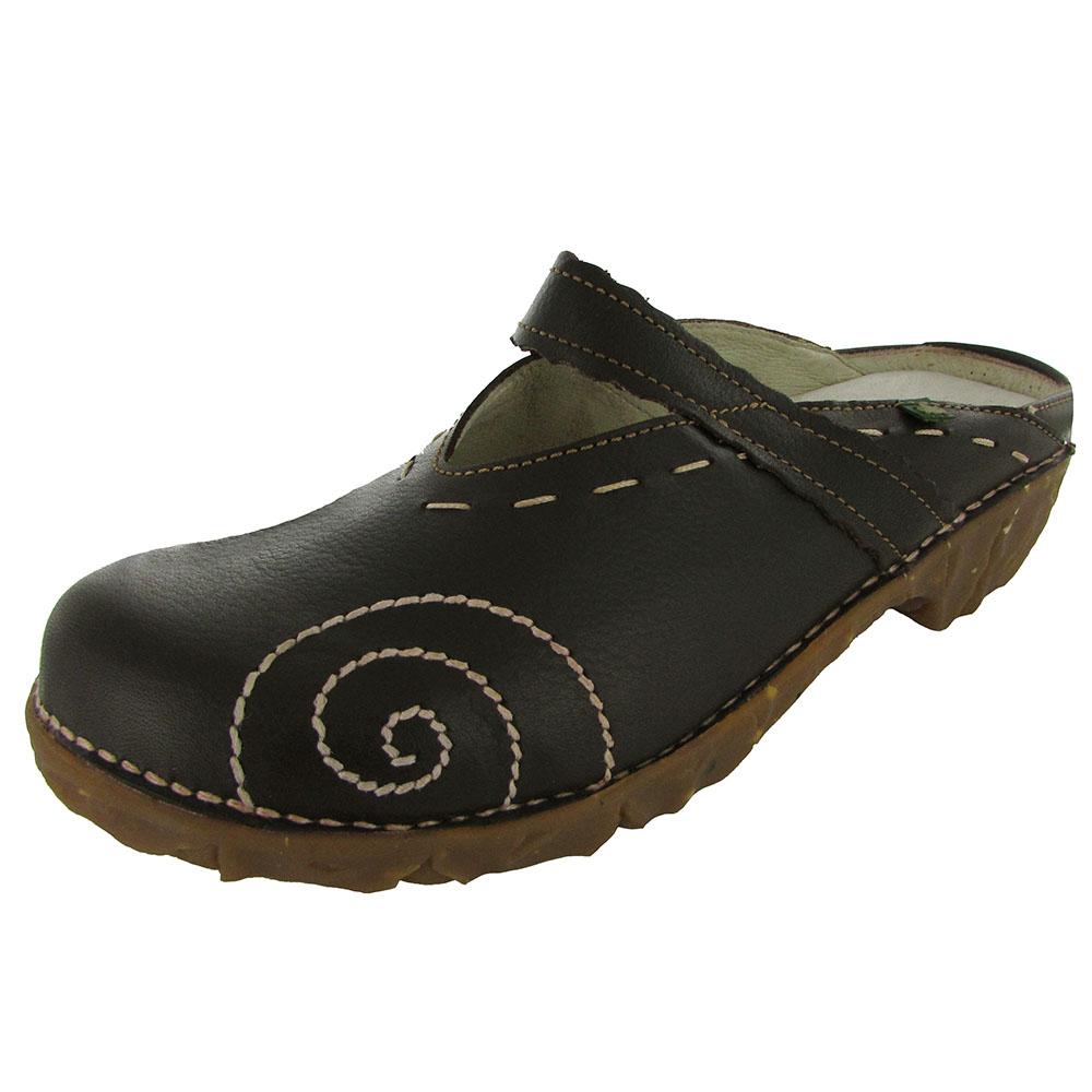 el naturalista women n096 iggdrasil clog shoe ebay. Black Bedroom Furniture Sets. Home Design Ideas